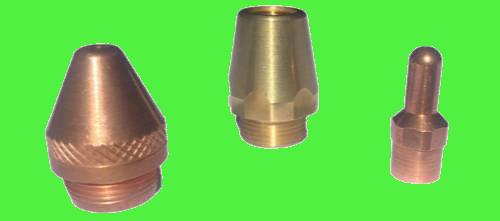 Usinage de pièces en cuivre, fabricant de buse en cuivre